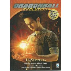Dragonball Evolution: La Scoperta 1 DEUTSCH Stacia/COHON Rhody   Star Comics Ragazzi
