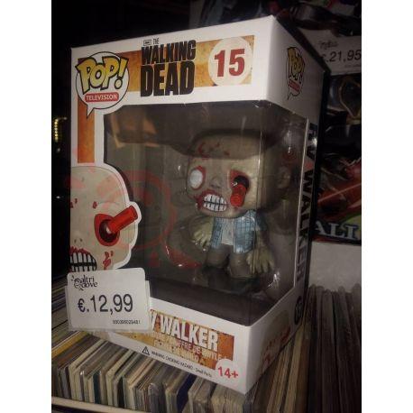 The Walking Dead RV Walker Zombie 10 15   POP Funko Action Figure