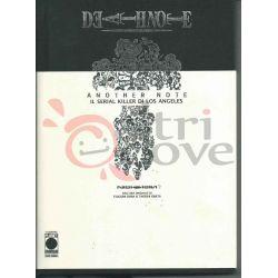 Death Note Another Note: Il serial killer di los Angeles v. unico    Panini Comics Avventura