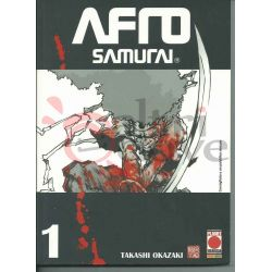 Afro Samurai 1    Panini Comics Vintage