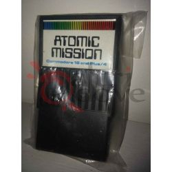 Atomic Mission - Cartuccia gioco    C16 e Plus/4 Commodore Tech