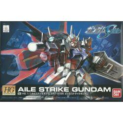 Aile Strike Gundam R01 GAT-X105 173366-1200   GunPLa 1/144 Bandai Scatola Di Montaggio