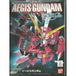 Aegis Gundam GGEneration Neo 0124124-500   GunPLa 1/144 Bandai Scatola Di Montaggio
