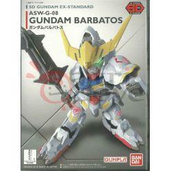 ASW-G-08 Gundam Barbatos 010 0207855-600   GunPLa 1/144 Bandai Scatola Di Montaggio