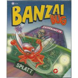 Banzai Bug     Grolier Interactive DOS Retrogame