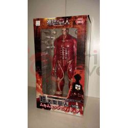 Attack On Titan Muki-Muki Sofvi Figure    L'attacco dei Giganti Kodansha Action Figure