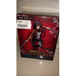 Attack On Titan - Mikasa    L'attacco dei Giganti Kodansha Action Figure