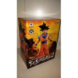 Dragonball Z Master Stars Piece The Songokou 2     Banpresto Action Figure