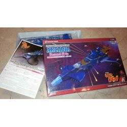 Space Pirate Battleship Arcadia Second Ship     Hasegawa Scatola Di Montaggio