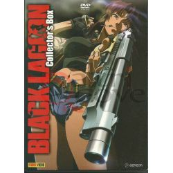 Black Lagoon Collector's Box 6dvd     Panini Comics DVD