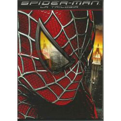 Spider-man la trilogia     Sony DVD