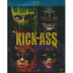 Kick-Ass     Eagle Pictures Blu-Ray
