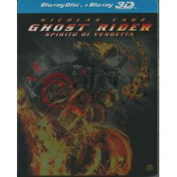 Ghost Rider Spirito di vendetta     Medusa Home Entertainment Blu-Ray