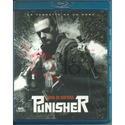 Punisher Zona di guerra     Sony Blu-Ray