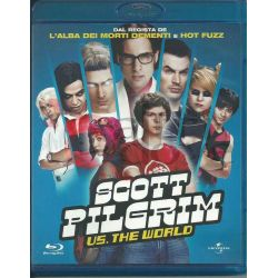 Scott Pilgrim vs. the World     Universal Pictures Blu-Ray