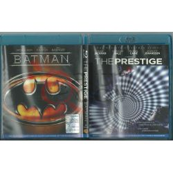 The Prestige/Batman     Warner Bros. Blu-Ray