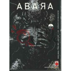 Abara (mini di 2) 1 NIHEI Tsutomu  Manga 2000  81 Panini Comics Giapponesi
