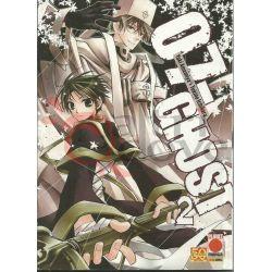 07 Ghost 2   Manga Sun  88 Panini Comics Giapponesi