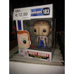 Ricky Bobby 183   POP Movies Funko Action Figure