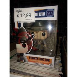 Fourth Doctor 232   POP Television Funko Action Figure