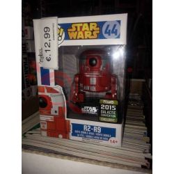 R2-R9 2015 Galactic Convention exclusive 44   POP Bobble-Head Funko Action Figure