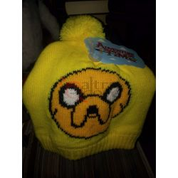 Adventure Time: Jake Yellow pon pon (berretto)      Magliette
