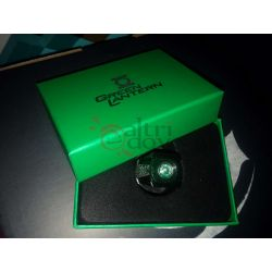 Green Lantern Movie Light-Up Anello    DC DC Comics Cosplay