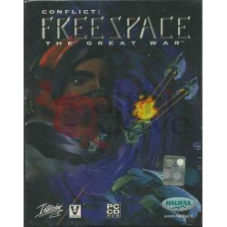 Conflict: Freespace The Great War     Parallax Software Corporation DOS Retrogame