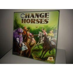 Change Horses     Eggertspiele Boardgame