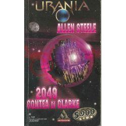 2049 Contea Di Clarke 1321 STEELE Allen  Urania Mondadori Fantascienza