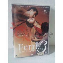 Ferro3 la casa vuota     Dolmen DVD