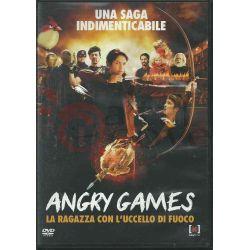 Angry Games La Ragazza Con L'uccello Di Fuoco     Keyfilms DVD