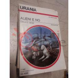 Alieni e no    Urania Mondadori Fantascienza