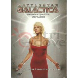 Battlestar Galactica quarta Stagione 4    Universal Pictures DVD