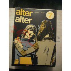 Alter Alter A.1977 n.7 AA.VARI   Milano libri edizioni Italiani