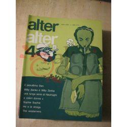 Alter Alter A.1978 n.4 AA.VARI   Milano libri edizioni Italiani