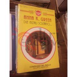 Due iniziali soltanto…   GREEN K. Anna   Newton Gialli