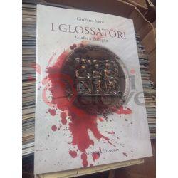 I Glossatori  MUSI Giuliano   Minerva edizioni Gialli