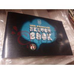 Sketch Book  SINISCALCHI Luigi   CUT-UP Ed. Artbook