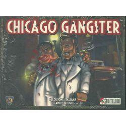 Chicago Gangster SL0021    Stratelibri Cardgame