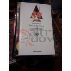 Arancia meccanica 351 BURGESS Anthony  Einaudi Tascabili. Letteratura Einaudi Fantascienza