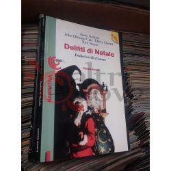 Delitti di Natale Dodici brividi d'autore 11 AA. VV.  Universale Economica Editori Riuniti Gialli