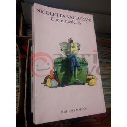 Cuore meticcio Gli Alianti nr. 52 VALLORANI Nicoletta   Marcos Y Marcos Thriller