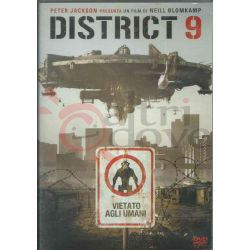 District 9 DV 202420    Sony DVD