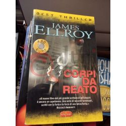 Corpi da reato  ELLROY James   Super Pocket Thriller
