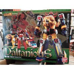 Daltanious GX-59    Soul of Chogokin Bandai Action Figure