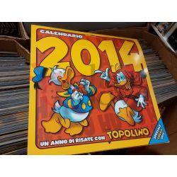 Calendario 2014 un anno di risate con Topolino     Panini Comics Parete