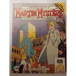 Martin Mystere - Nea Heliopolis 133    Sergio Bonelli Editore Italiani