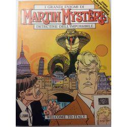 Martin Mystere - Welcome To Italy 134    Sergio Bonelli Editore Italiani
