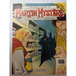 Martin Mystere - Catacombe! 135    Sergio Bonelli Editore Italiani